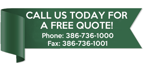 Call for quote 386-736-1000